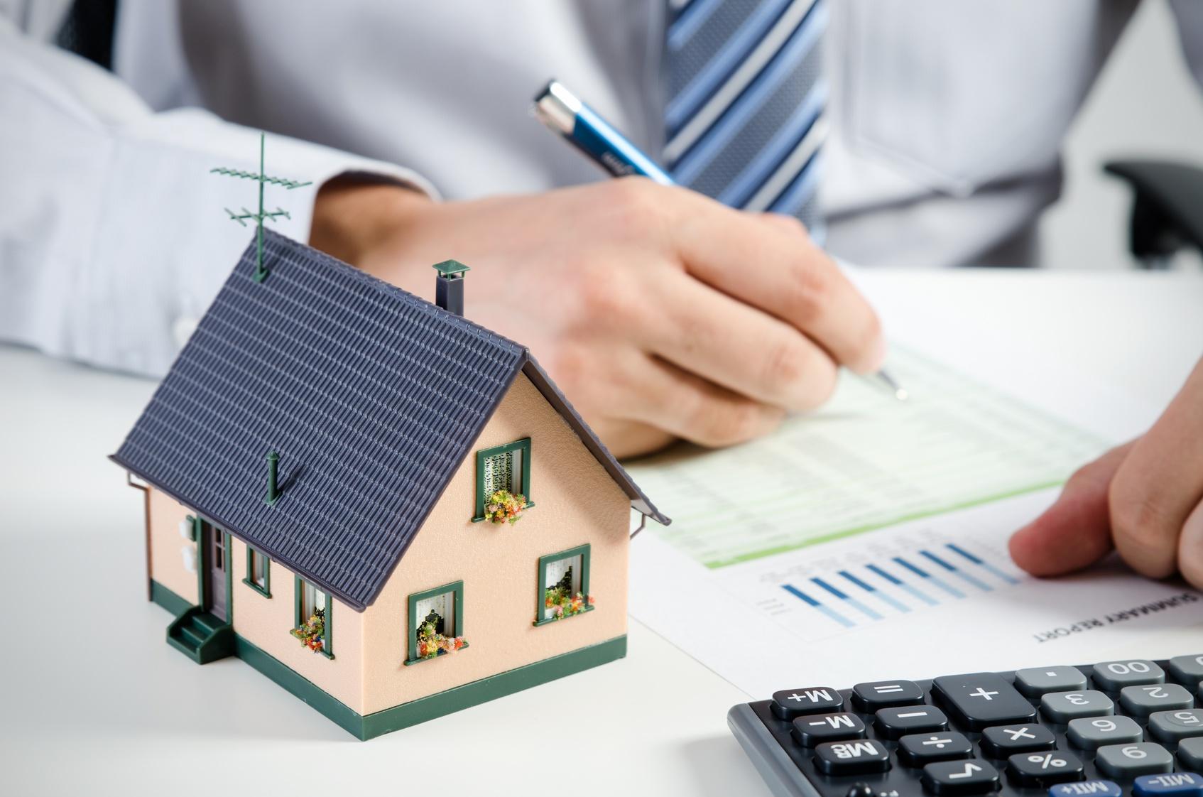 Podatek od nieruchomości - deklaracja.