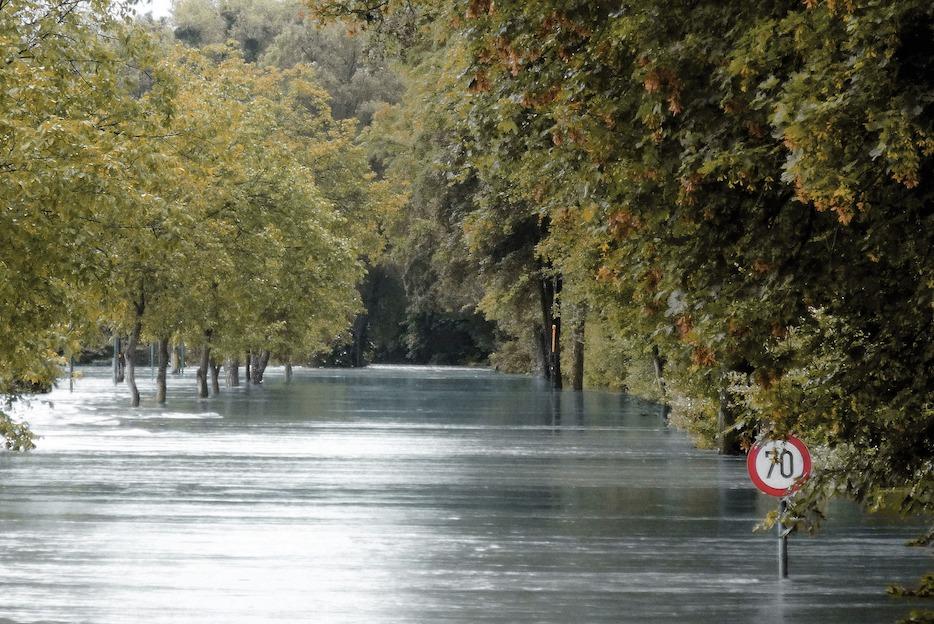 Obszary narażone na niebezpieczeństwo powodzi oraz obszary szczególnego zagrożenia powodzią.